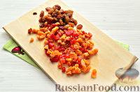 Фото приготовления рецепта: Кутья из риса с орехами и сухофруктами - шаг №8