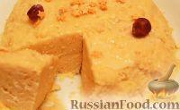 Фото к рецепту: Торт из печенья (без выпечки)