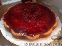 Фото к рецепту: Пирог с вареньем