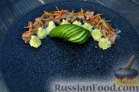 Фото к рецепту: Куриная печенка по-строгановски