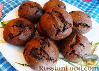Фото к рецепту: Кофейное печенье с кусочками шоколада