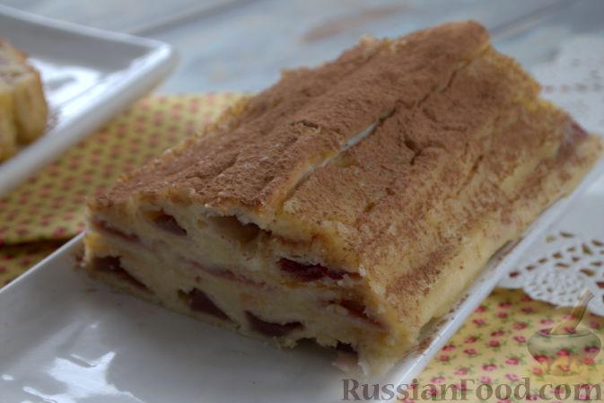 Торт монастырская изба рецепт с пошаговый рецепт