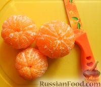 """Фото приготовления рецепта: Фруктовый салат """"Изумрудная черепаха"""" - шаг №2"""