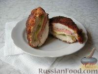 """Фото к рецепту: Куриные грудки """"Сюрприз"""""""