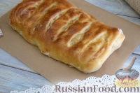 Фото к рецепту: Кулебяка