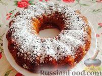 Фото к рецепту: Вкусная и красивая шарлотка