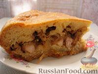 """Фото к рецепту: Мясной пирог """"Бойкий старик"""""""