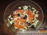 Фото к рецепту: Салат с фенхелем