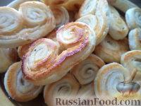 Фото к рецепту: Печенье «Ушки»