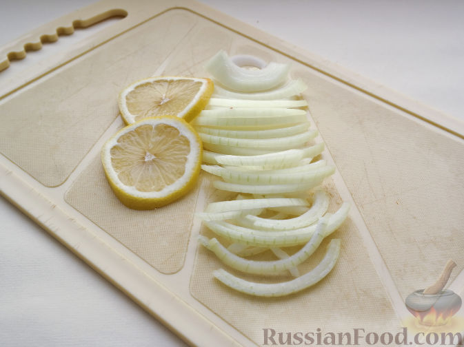 Фото приготовления рецепта: Гороховый суп - шаг №11