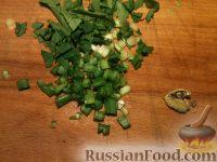 Фото приготовления рецепта: Мидии жареные - шаг №5