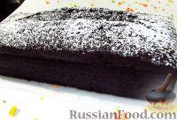 Фото к рецепту: Шоколадный кекс