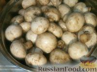 Фото приготовления рецепта: Жульен из шампиньонов - шаг №2