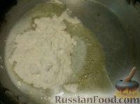 Фото приготовления рецепта: Жульен из шампиньонов - шаг №7