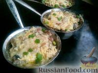 Фото приготовления рецепта: Жульен из шампиньонов - шаг №15