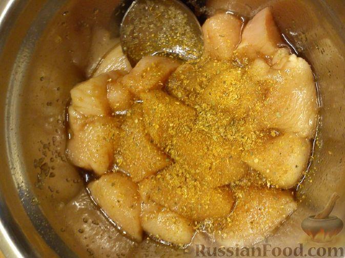 Как приготовить куриное филе в соусе 18