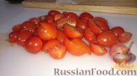 """Фото приготовления рецепта: Салат """"Цезарь"""" с курицей - шаг №12"""