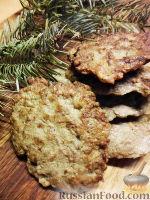 Фото к рецепту: Печеночные биточки