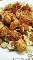 Фото к рецепту: Куриное филе по-китайски