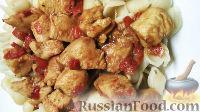 Фото приготовления рецепта: Куриное филе по-китайски - шаг №10