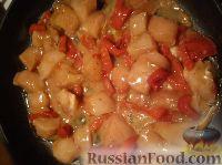 Фото приготовления рецепта: Куриное филе по-китайски - шаг №8