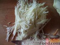 Фото приготовления рецепта: Салат «Нежность» - шаг №2