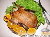 Фото к рецепту: Утка по-украински