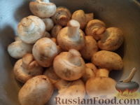 Фото приготовления рецепта: Шампиньоны маринованные - шаг №2