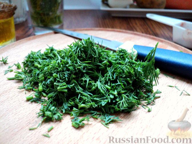 Фото приготовления рецепта: Картофельный суп-пюре - шаг №8