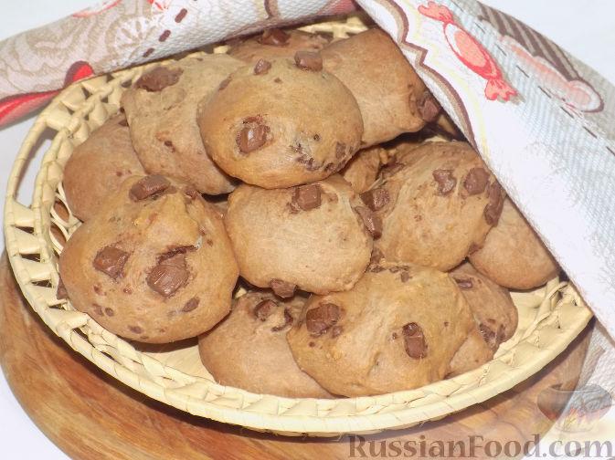 постное печенье на кефире рецепт с фото