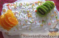 "Фото к рецепту: Торт ""Тропиканка"""