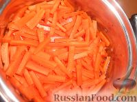 Фото приготовления рецепта: Котлеты морковные - шаг №3