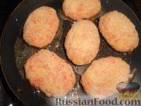 Фото приготовления рецепта: Котлеты морковные - шаг №10