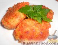 Фото приготовления рецепта: Котлеты морковные - шаг №13