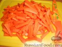 Фото приготовления рецепта: Котлеты морковные - шаг №2