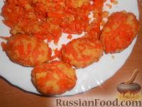 Фото приготовления рецепта: Котлеты морковные - шаг №7