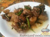 Фото к рецепту: Утка тушеная
