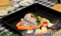 "Фото приготовления рецепта: Азиатскимй суп ""Кимчи Рамен"" - шаг №3"