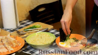 "Фото приготовления рецепта: Азиатскимй суп ""Кимчи Рамен"" - шаг №11"