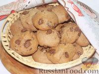 Фото к рецепту: Печенье на кефире