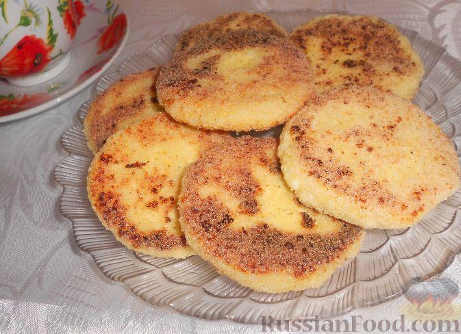 Сырники без манки в духовке рецепт