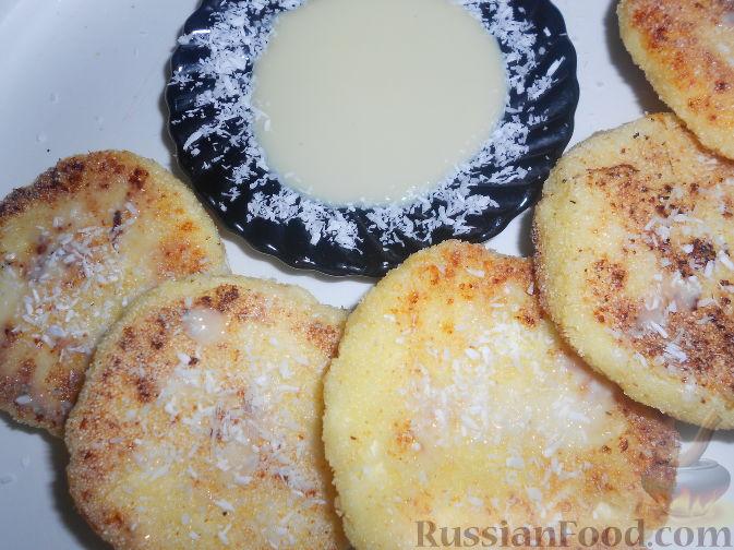 Сырники на сметане рецепт с пошагово