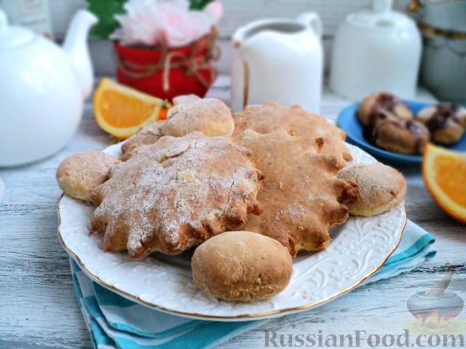 Коржики – наподобие печенья