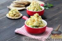 Фото к рецепту: Салат из яиц