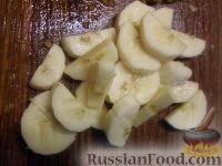 Фото приготовления рецепта: Фруктовый салат в апельсине - шаг №5