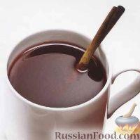 Фото к рецепту: Пряный чай на основе каркаде