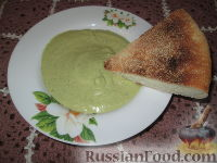 Фото к рецепту: Хумус