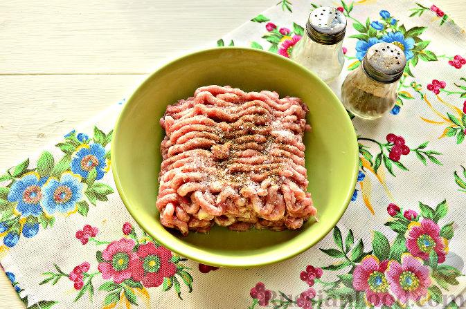вкусный рецепт котлет из мясного фарша