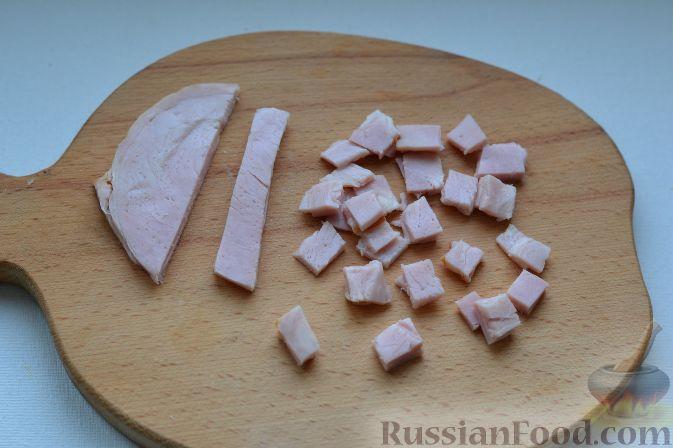 рецепты салатов с болгарским перцем и сыром