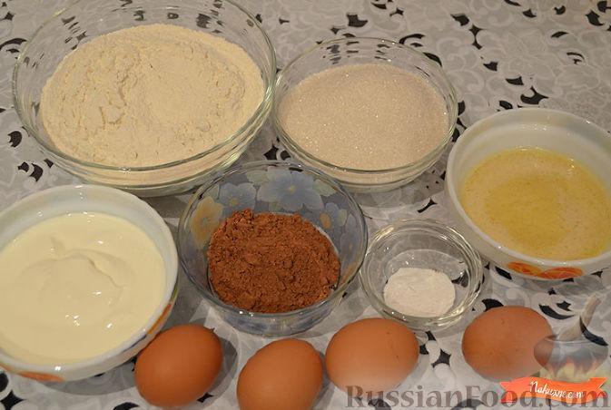 Фото приготовления рецепта: Творожные пончики с кокосовой стружкой - шаг №5
